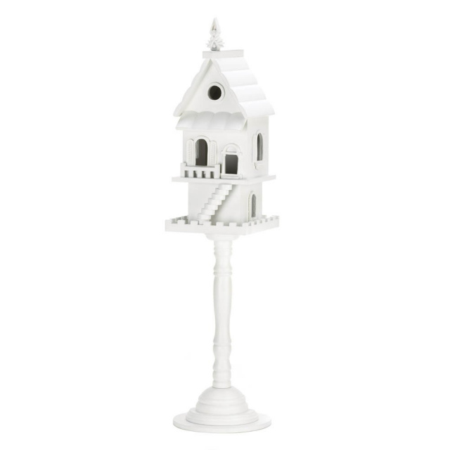 Two Story Free Standing Birdhouse