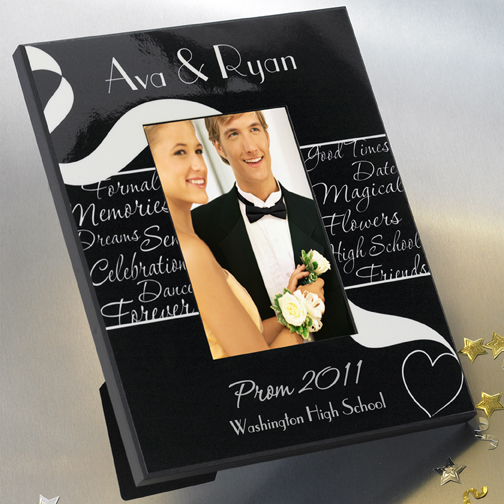 Personalized Prom Night Picture Frame