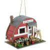 FANCY DECORATIVE FUNCTIONAL BIRDHOUSES - FREE Shipping
