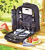 Complete Picnic Backpack 30 Piece Set