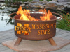 Mississippi State Bulldogs Fire Pit Grill