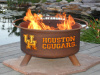 Houston Cougars Fire Pit Grill