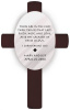 Personalized 1st Corinthians Wedding Anniversary Cross
