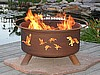 Wild Ducks Outdoor Fire Pit Grill