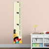Personalized Retro Boy Height Growth Chart