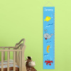 Personalized Under the Sea Height Growth Chart
